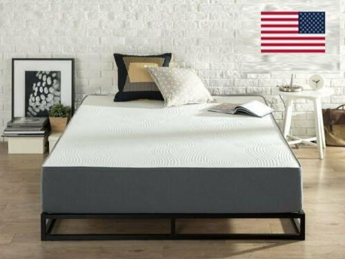 king queen size 12 memory foam mattress