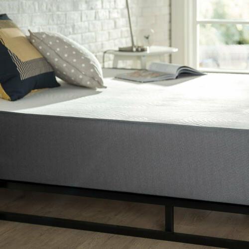 New Queen Size Memory Foam Mattress Bed Topper