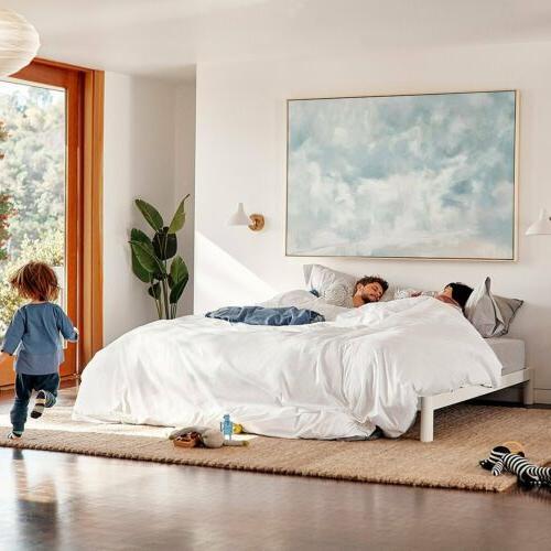 King Queen Size Memory Foam Bed Topper