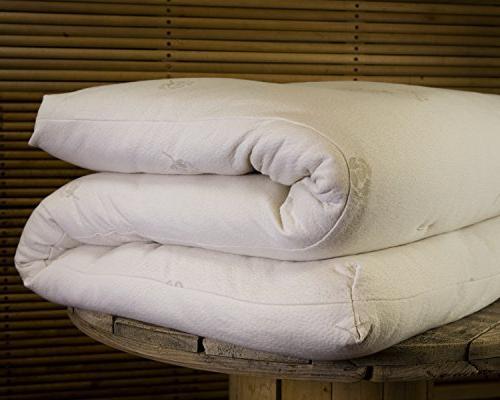 Cotton Cloud Futons - Sleepy Sheep Organics - California Kin