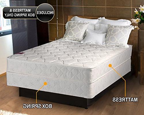 legacy twin mattress spring set