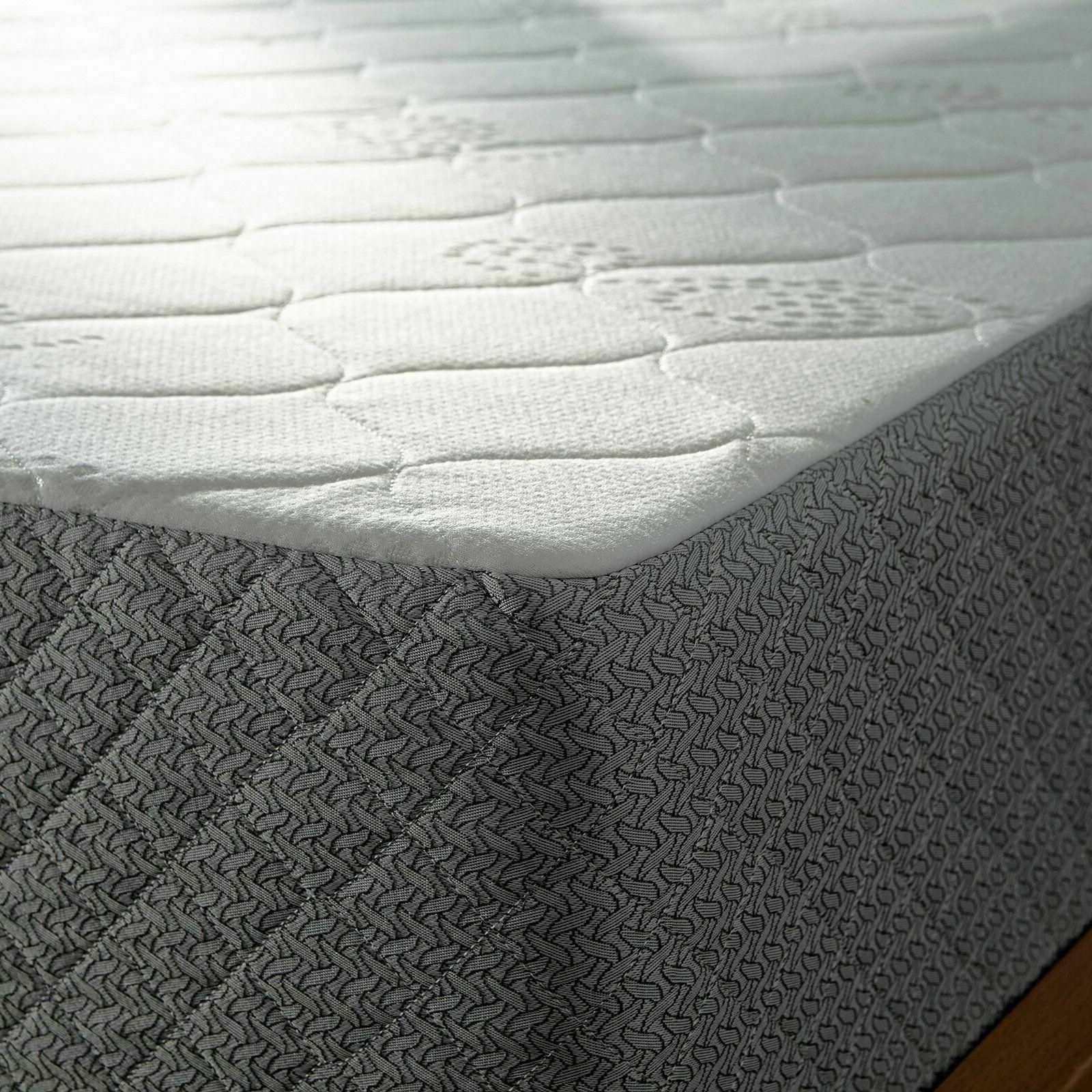 Sleep Cooling Foam Mattress, Bed in a Box
