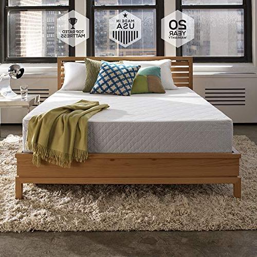 marley gel memory foam mattress
