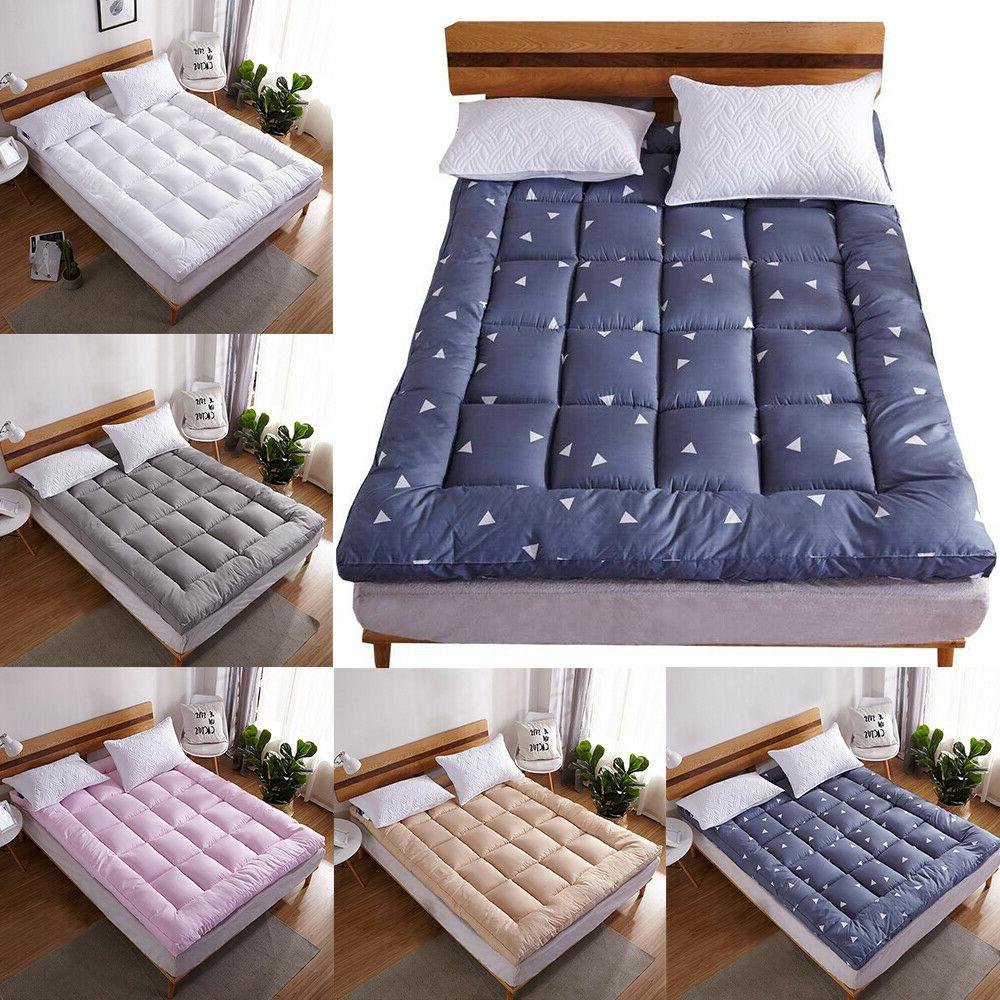 mattress pad cover bed topper protector pillow