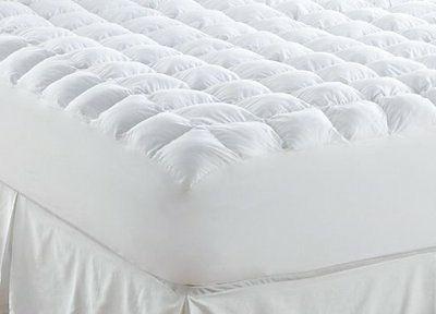 Mattress Size Pillow Top Thick Bedding