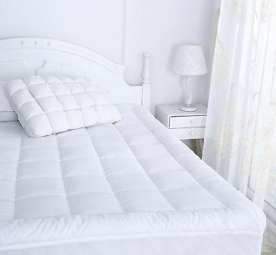 Size Pillow Top Thick Luxury