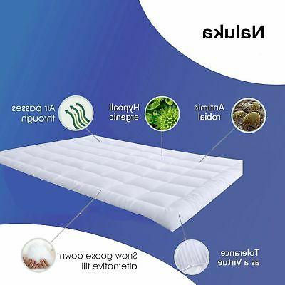 Mattress Cover Size Top Thick Bedding
