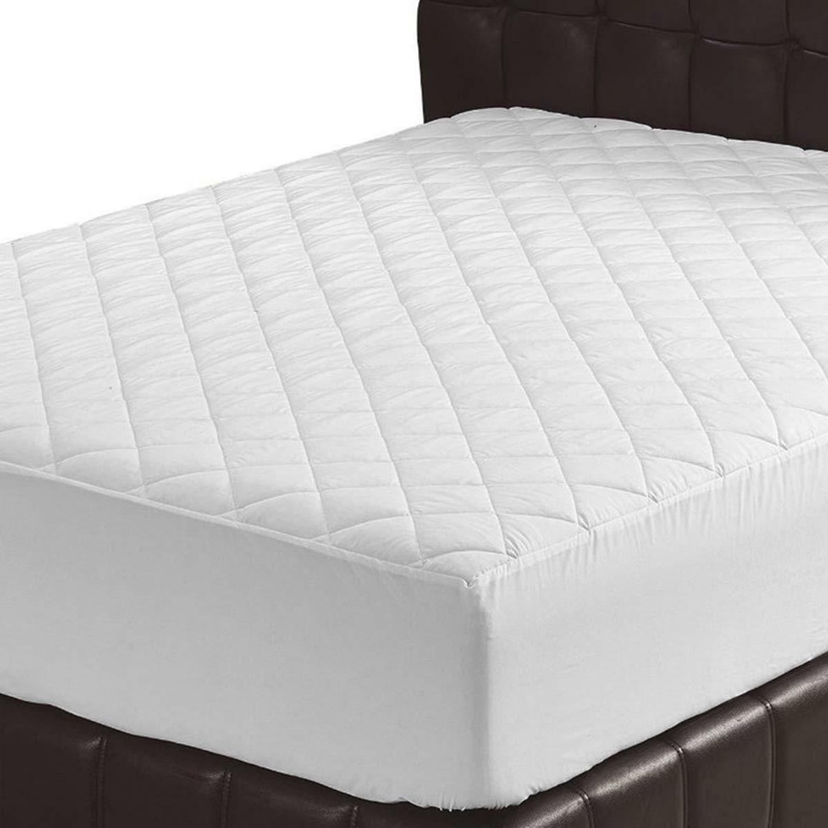 16Inch Memory Foam Topper Mattress Cover Twin Size Bed Pad M