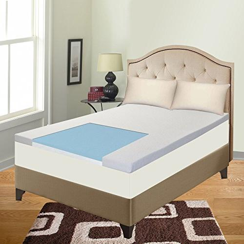 Spring Gel Foam for - Comfortable You All Night Long, King