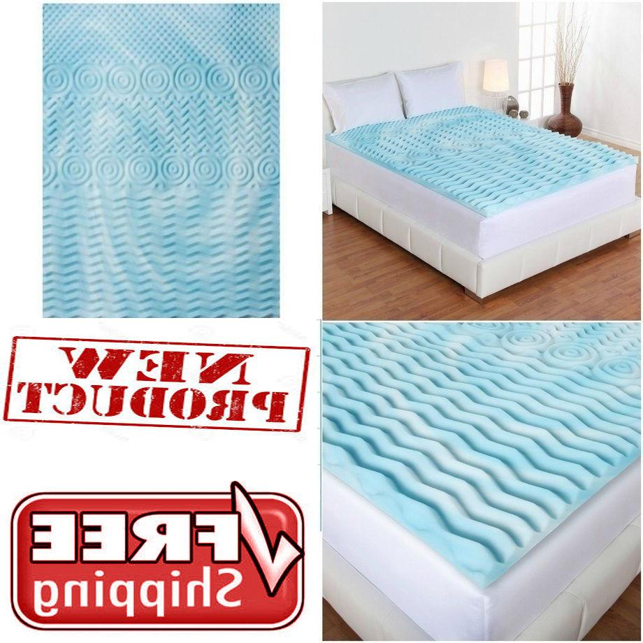 "Mattress Foam 2"" Bed Cover King"