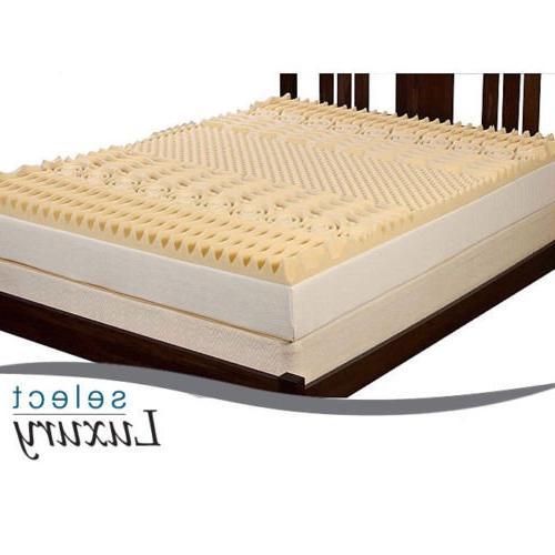 memory foam 7 zone mattress