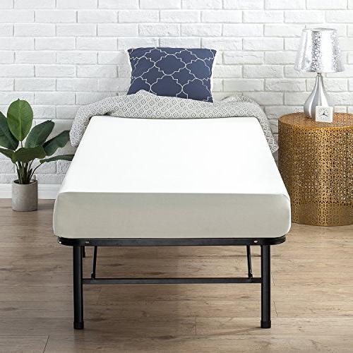 Zinus Memory Foam 6 Inch Green Tea Cot Size / RV Bunk / Gues