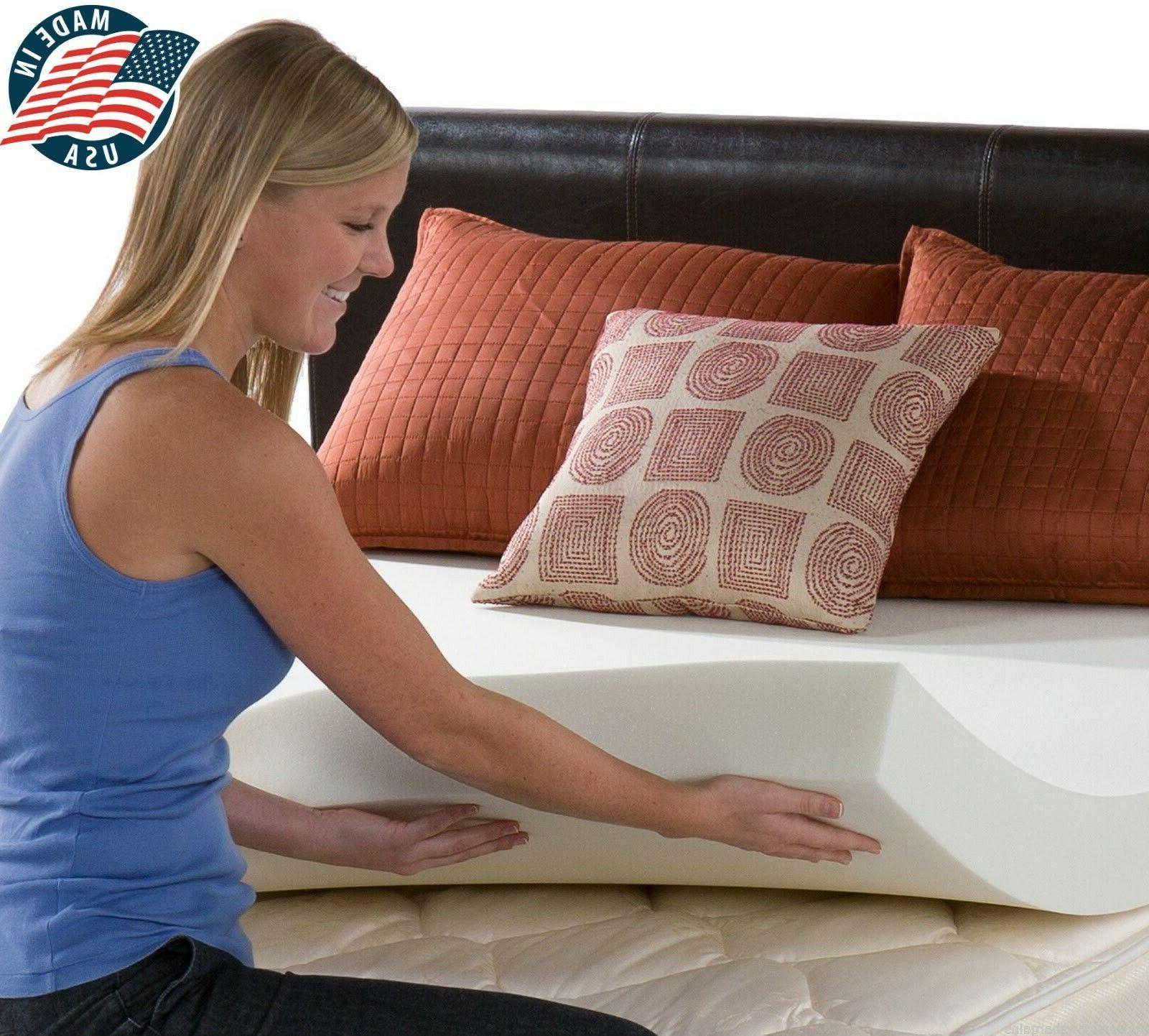 memory foam mattress topper 3 twin xl