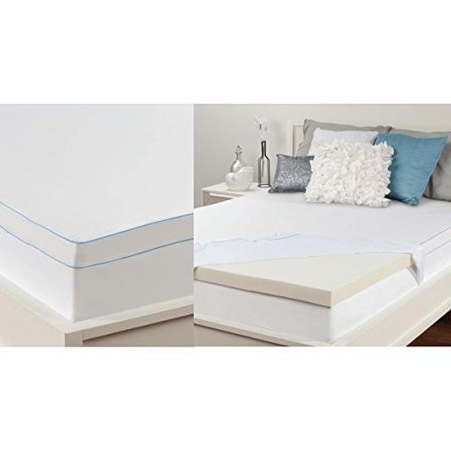 memory foam mattress topper 3