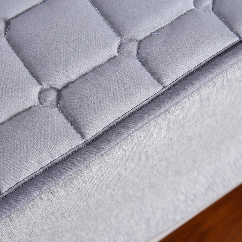 Nordic <font><b>cover</b></font> knitted twin <font><b>queen</b></font> king size Bed <font><b>Topper</b></font> protection