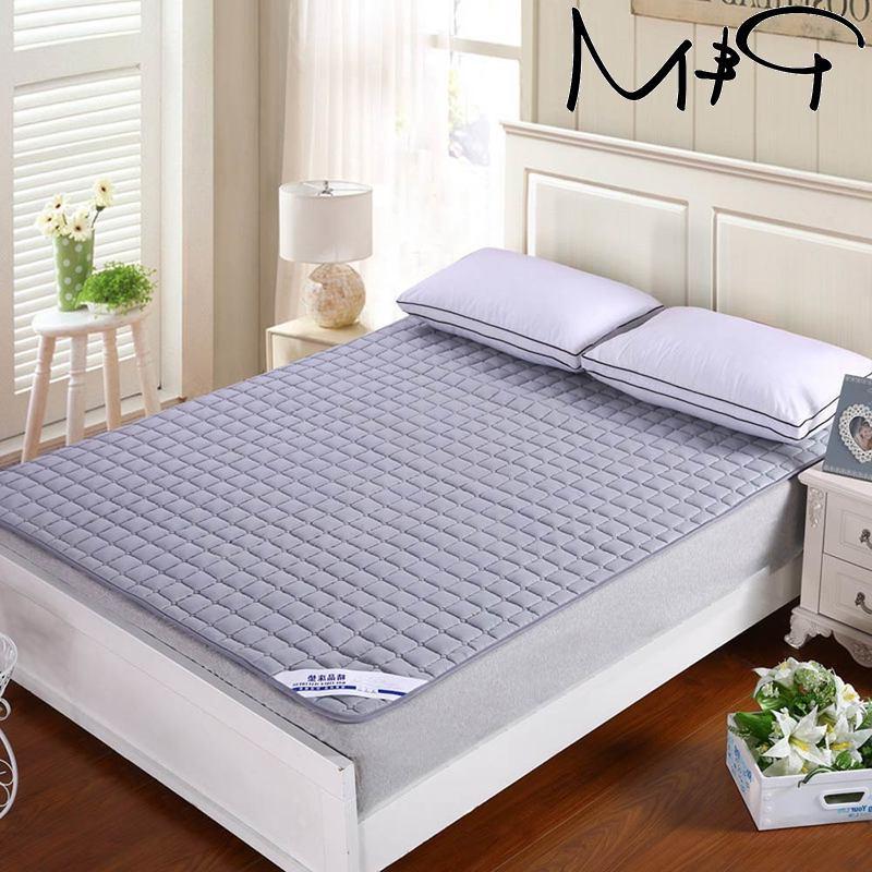 nordic solid quilting font b mattress b