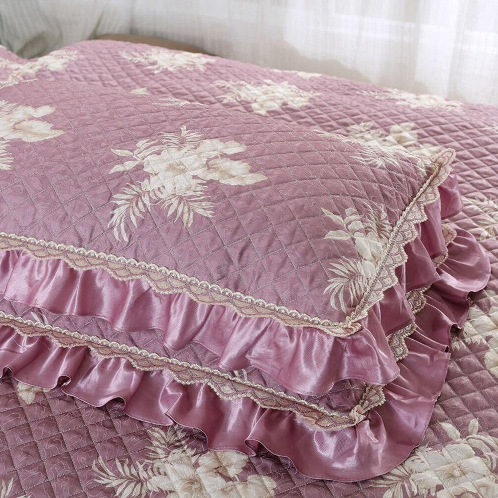 Patchwork Queen <font><b>size</b></font> Bed cover set <font><b>Mattress</b></font> couvre Coverlet New
