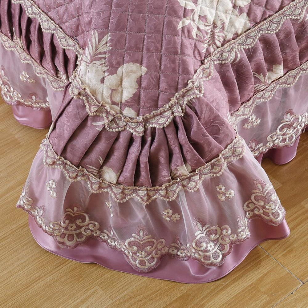 Patchwork Bedspread <font><b>size</b></font> Bed <font><b>Mattress</b></font> couvre lit colcha Coverlet New