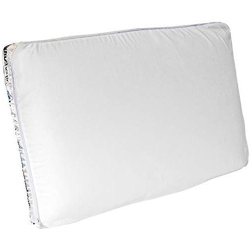 posturepedic memory foam bed pillow