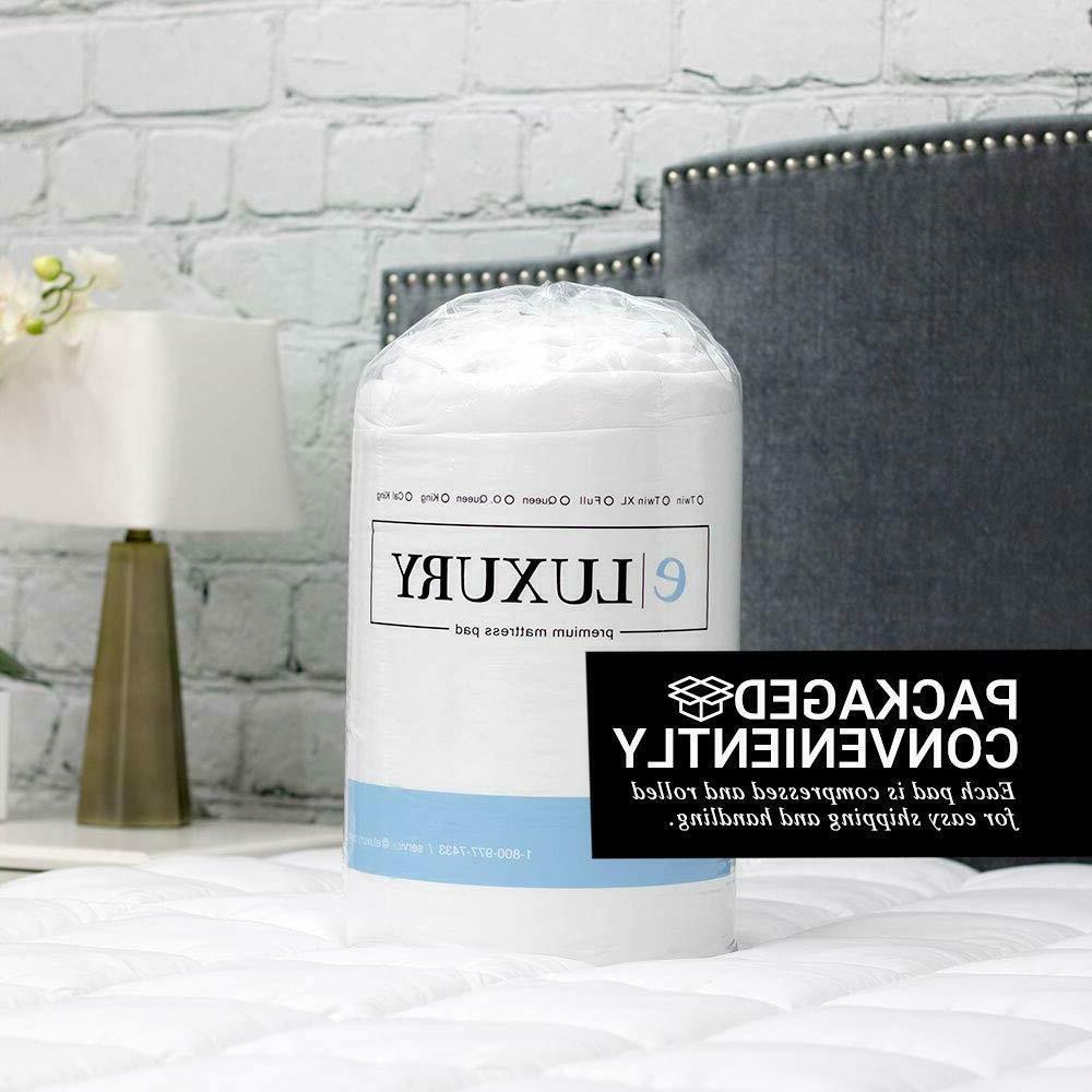 eLuxurySupply Premium Pad Microfiber 18''