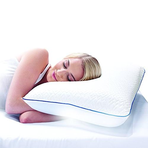 Sleep Innovations Cool Memory in a Warranty - Queen Size