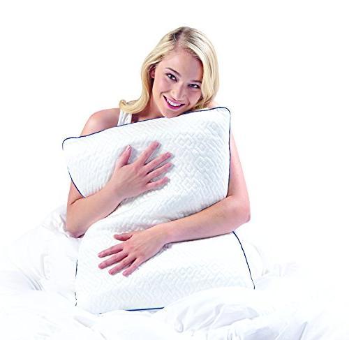 Sleep Lasting Cool Memory Foam in a 5-Year Warranty Queen