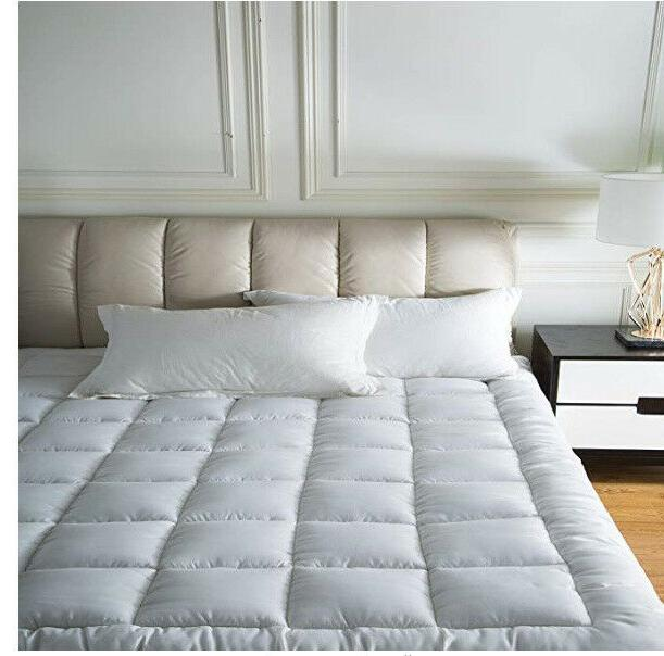 queen size mattress pad cover cooling foam