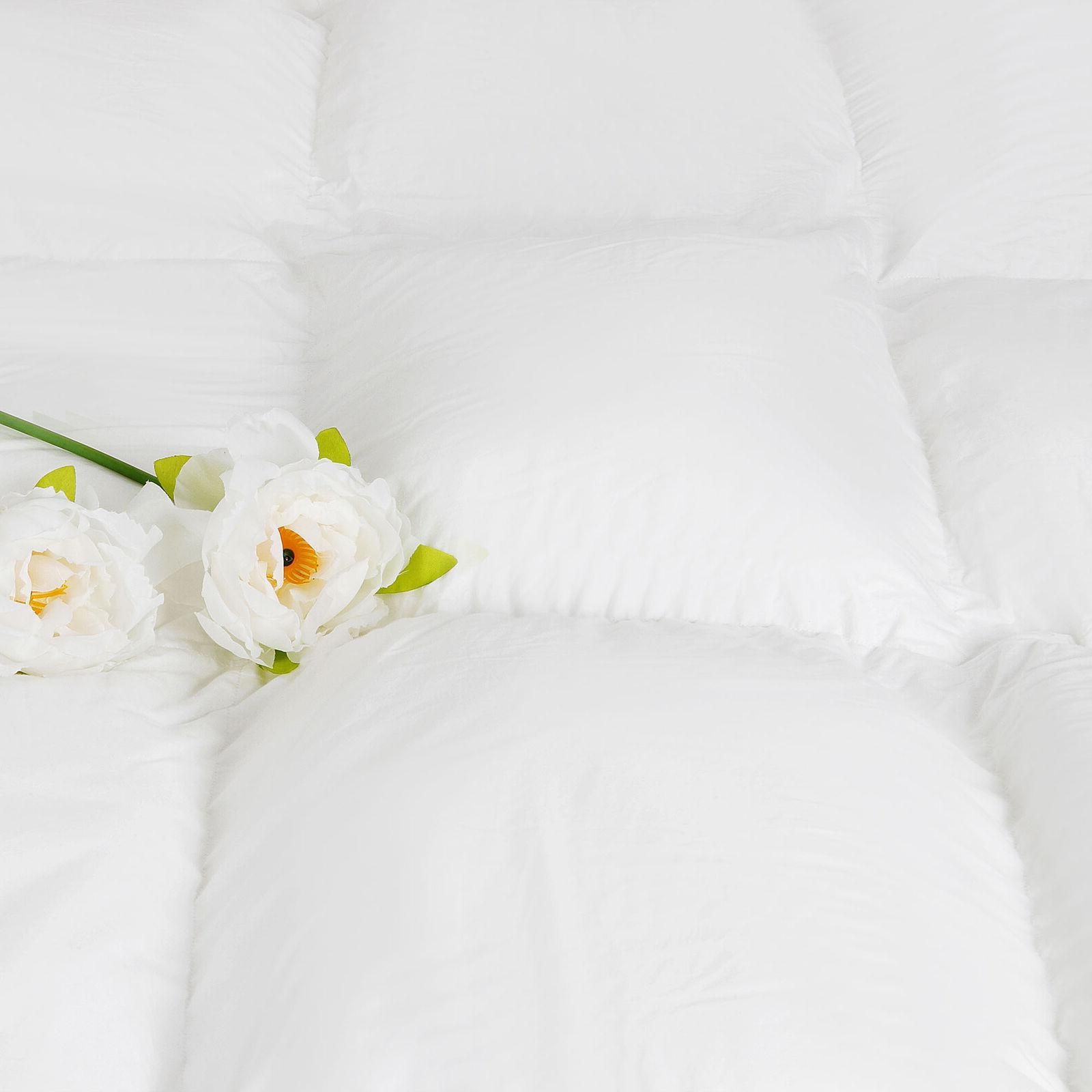 Queen Mattress Cover Bed Top Topper