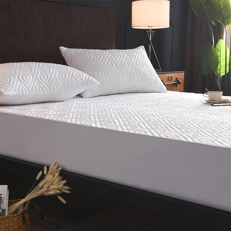 Quilted <font><b>Mattress</b></font> - <font><b>Cover</b></font> up to Deep -