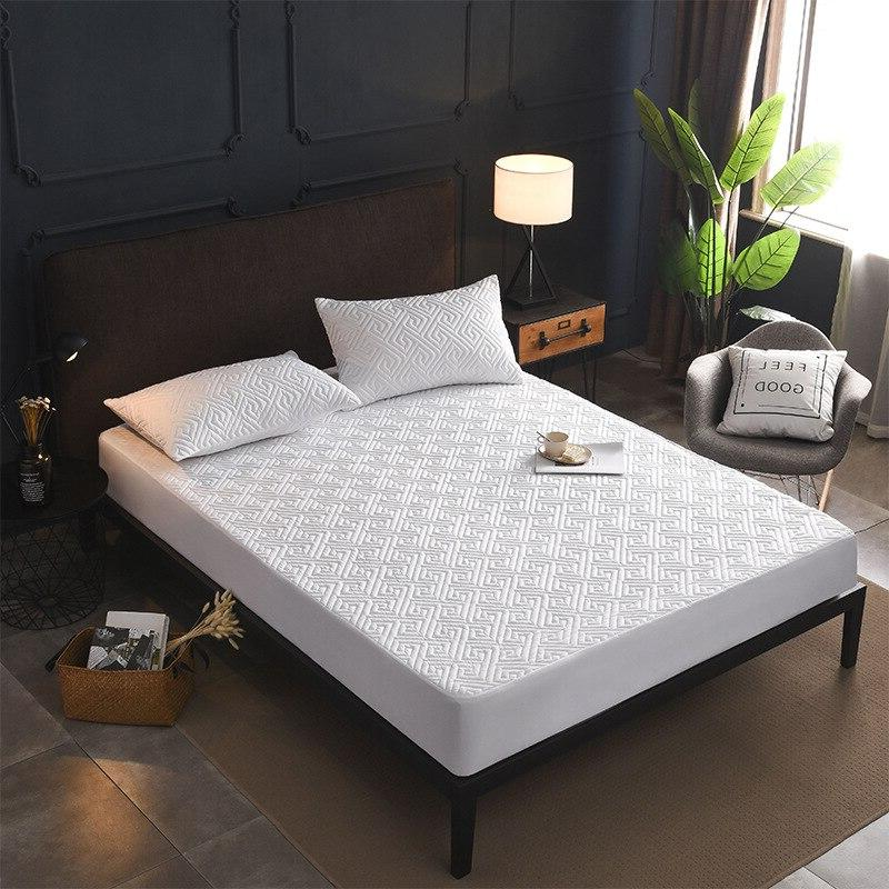 quilted fitted font b mattress b font