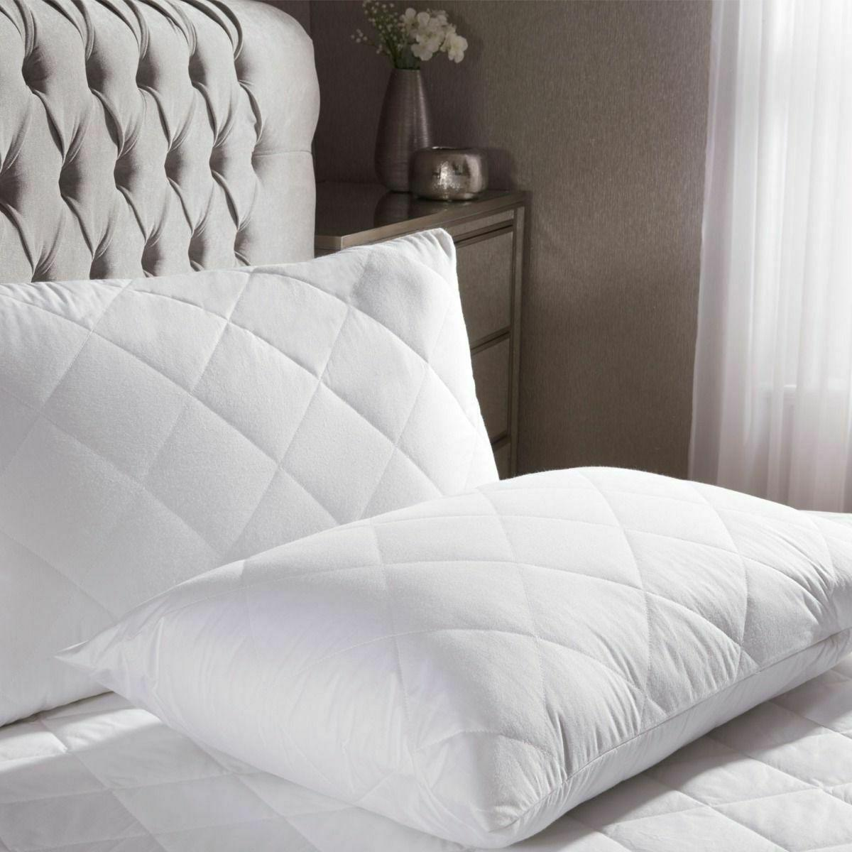 """Queen Size Protector Pad Topper Cover 16"""" Deep Sheet"""