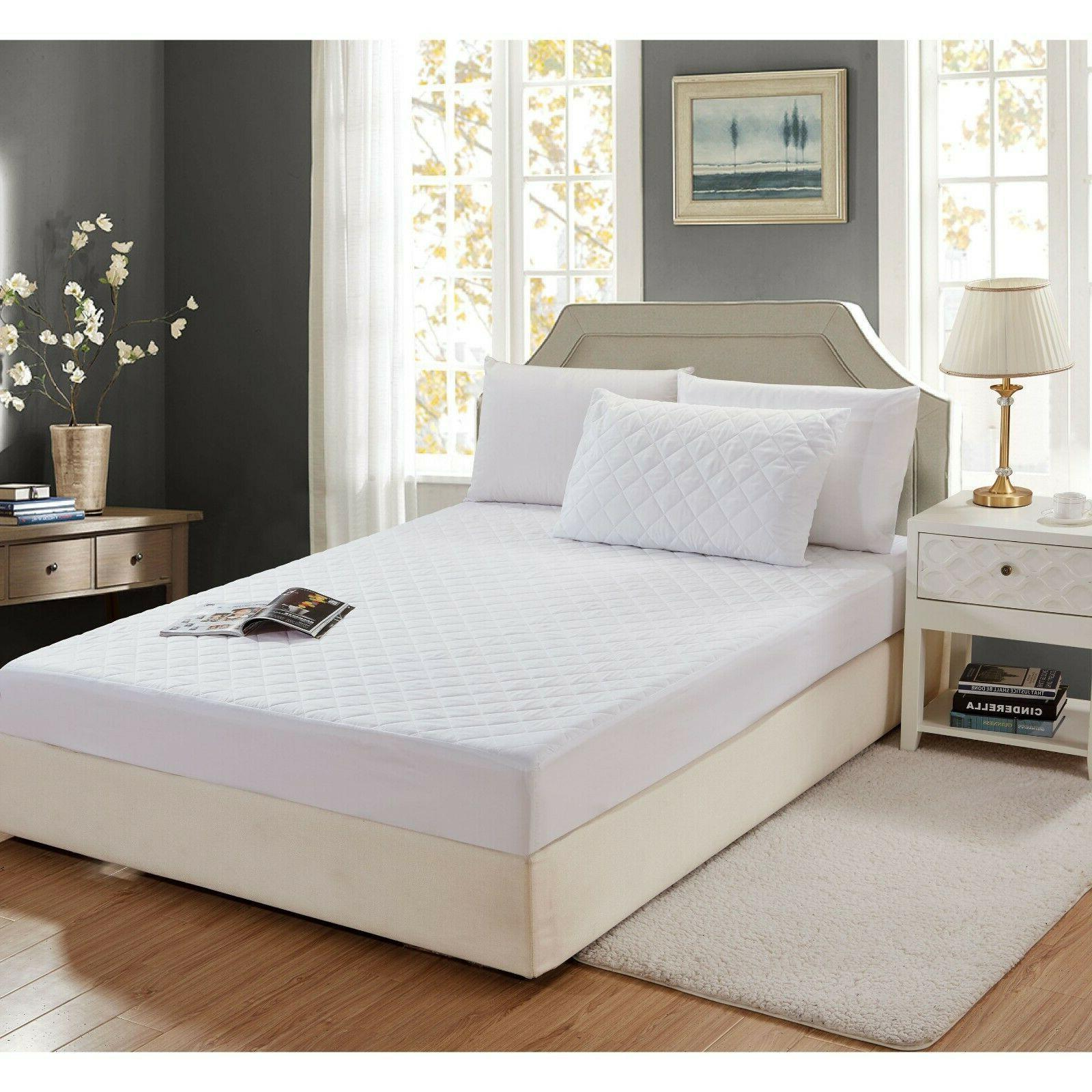 """Queen Size Protector 16"""" Bed Sheet"""