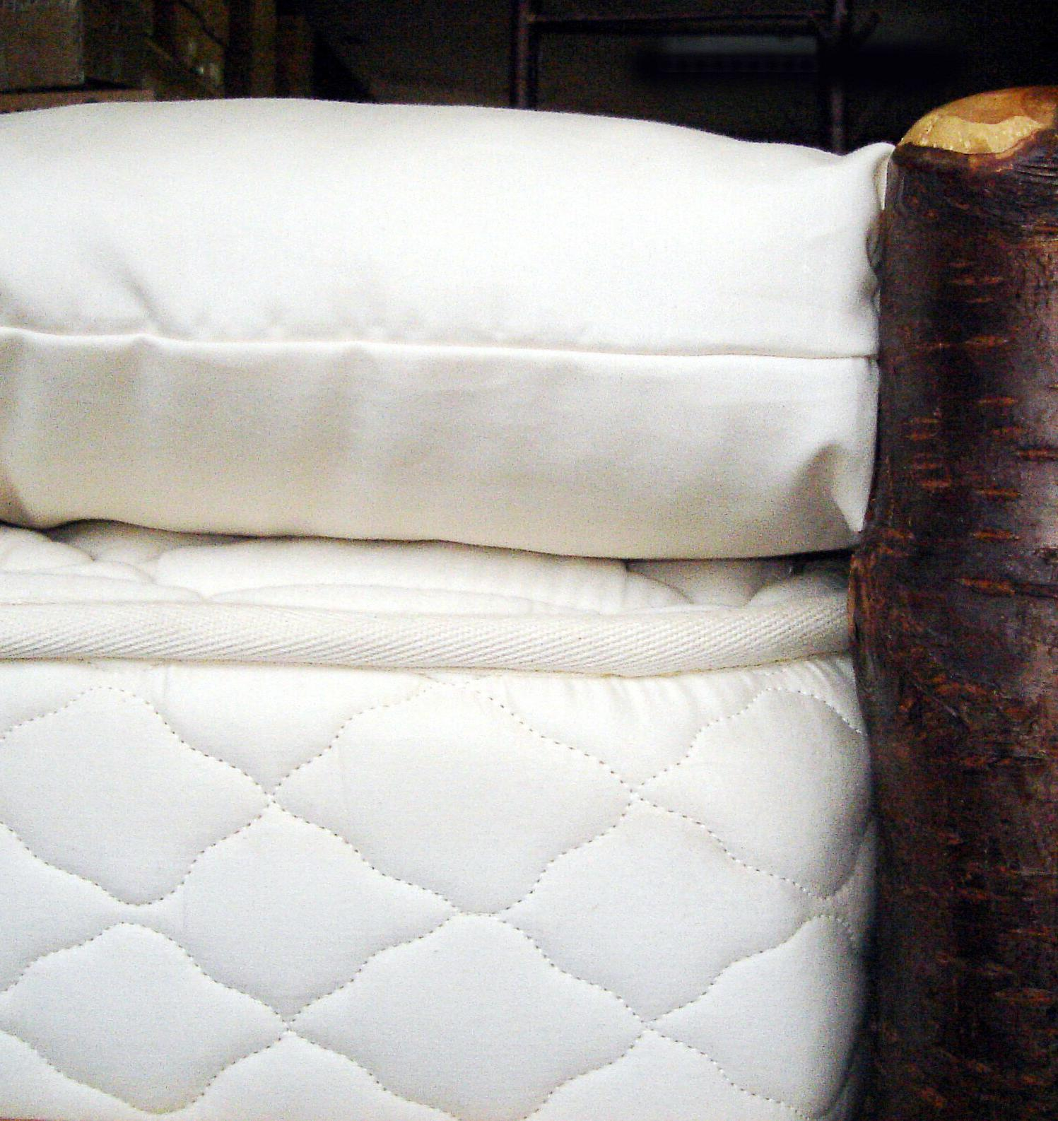 Holy Lamb Quilted Organic Cotton & Ultimate