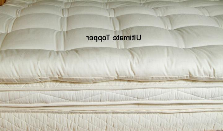 Holy Organics Quilted Organic Cotton & Wool Ultimate