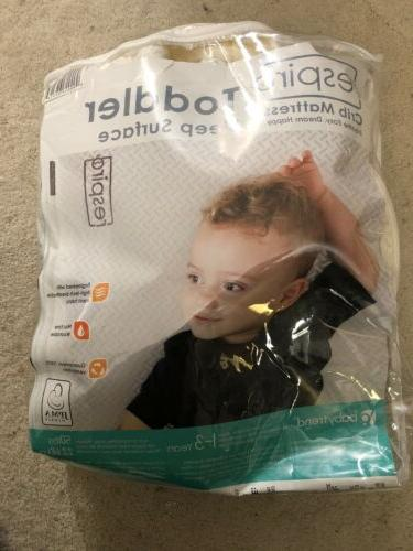 Respiro & Features Crib Mattress Toddler Sleep