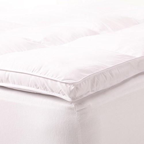 season down alternative mattress topper