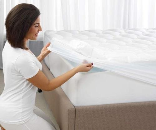 """Perfect Sleeper Serta - 4 - Cushioned Mattress x 4"""""""