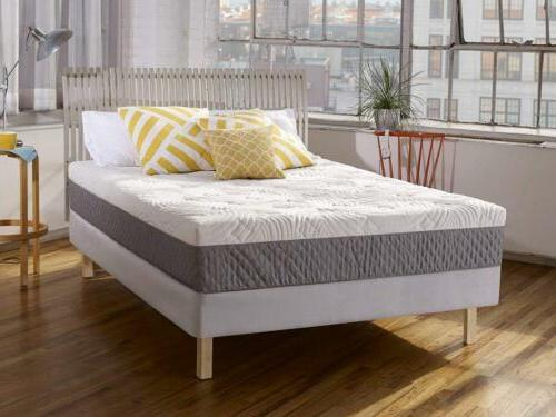 Memory Foam Quilted Cover,