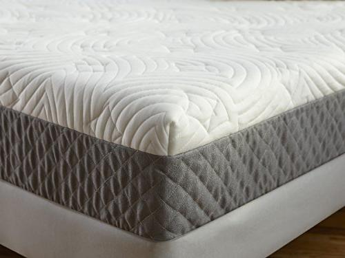 Sleep Shea Memory Foam Mattress with Quilted the 20-Year Size