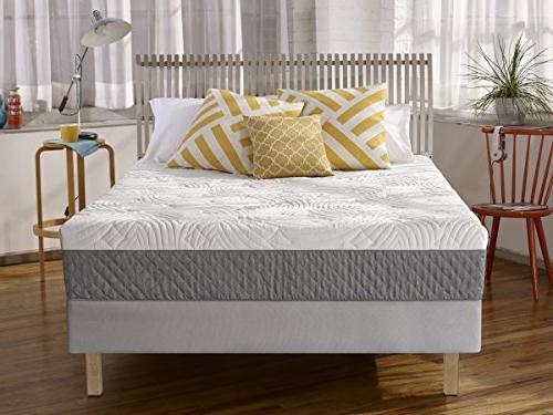 shea memory foam mattress