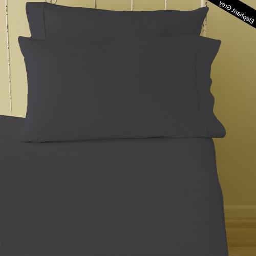 sheet set egyptian cotton solid