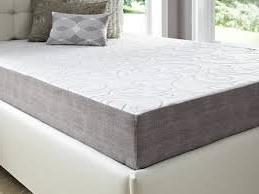Simmons Curv 8 Gel Memory Foam Mattress