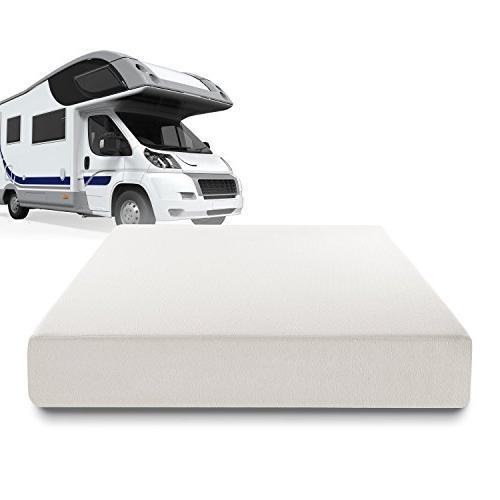 Trailer RV Camper Short Queen~ 8 Inch Memory Foam Mattress Truck Mattress