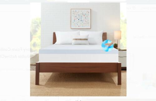 HomeMedics In 1 Memory Foam Cushioning Support.