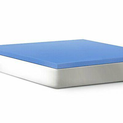 support gel infused memory foam