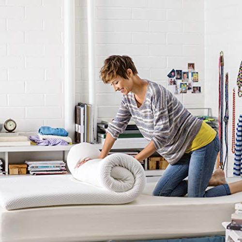 Tempur-Pedic TEMPUR Premium Foam Adaptable Personalized Comfort, Pressure Relieving, Assembled The USA, 25 California King