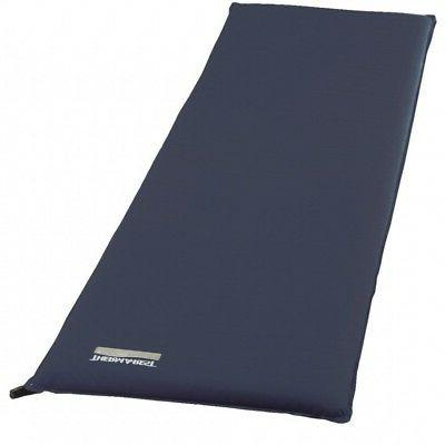 thermarest basecamp blueberry inflatable mat