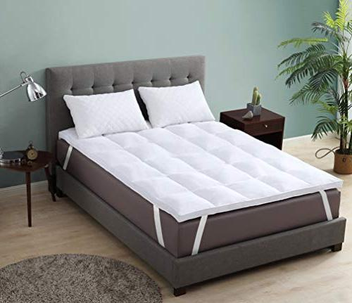 """Home Sweet Dreams Bed Mattress Topper, 2"""""""