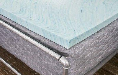 Travel Pad Queen Memory Foam Bed