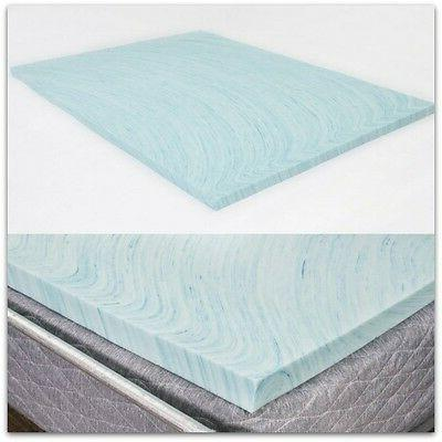 Travel Trailer RV Pad for Short Queen Camper Bed